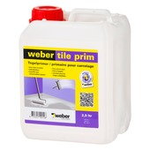 Weber SG tegelprimer 2,5 liter
