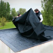Aquaplan EPDM rubber dak 5,60 x 0,10 meter (0,56 m2)