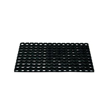Super Deurmat 40x60 cm rubber zwart kopen? schoonloopmatten | KARWEI SK56