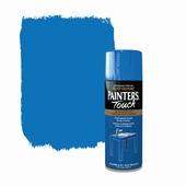 Rust-oleum Painter's Touch spuitlak hoogglans helderblauw 400 ml