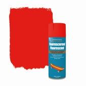 Rust-oleum fluorescerende spuitlak rood/oranje 400 ml