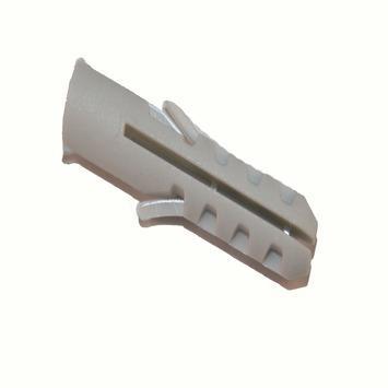 Plug nylon 6 mm 200 stuks