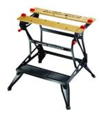 Black + Decker Workmate WM626 werkbreedte 74 cm