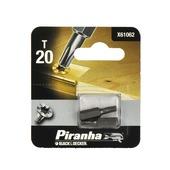 Piranha schroefbit X61062 T20 25mm