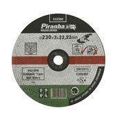 Piranha doorslijpschijf steen X32090 3,2x230 mm