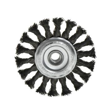 Piranha staaldraadband X36070 115 mm voor haakse slijper