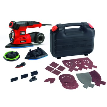 Black + Decker multi schuurmachine KA280K-QS