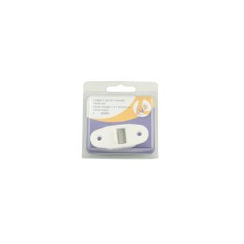 Ledent lintgeleider mini wit