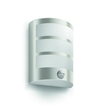 Philips wandlamp Python met bewegingssensor