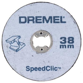 Dremel EZ SpeedClic starterset SC406 (2-delig)