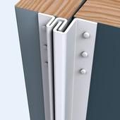 Secu anti-inbraakstrip Basic achterdeur SKG 1-ster 211,5 cm 4-6 mm wit
