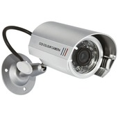 Smartwares Dummy Camera CS22D Binnen/Buiten Aluminium