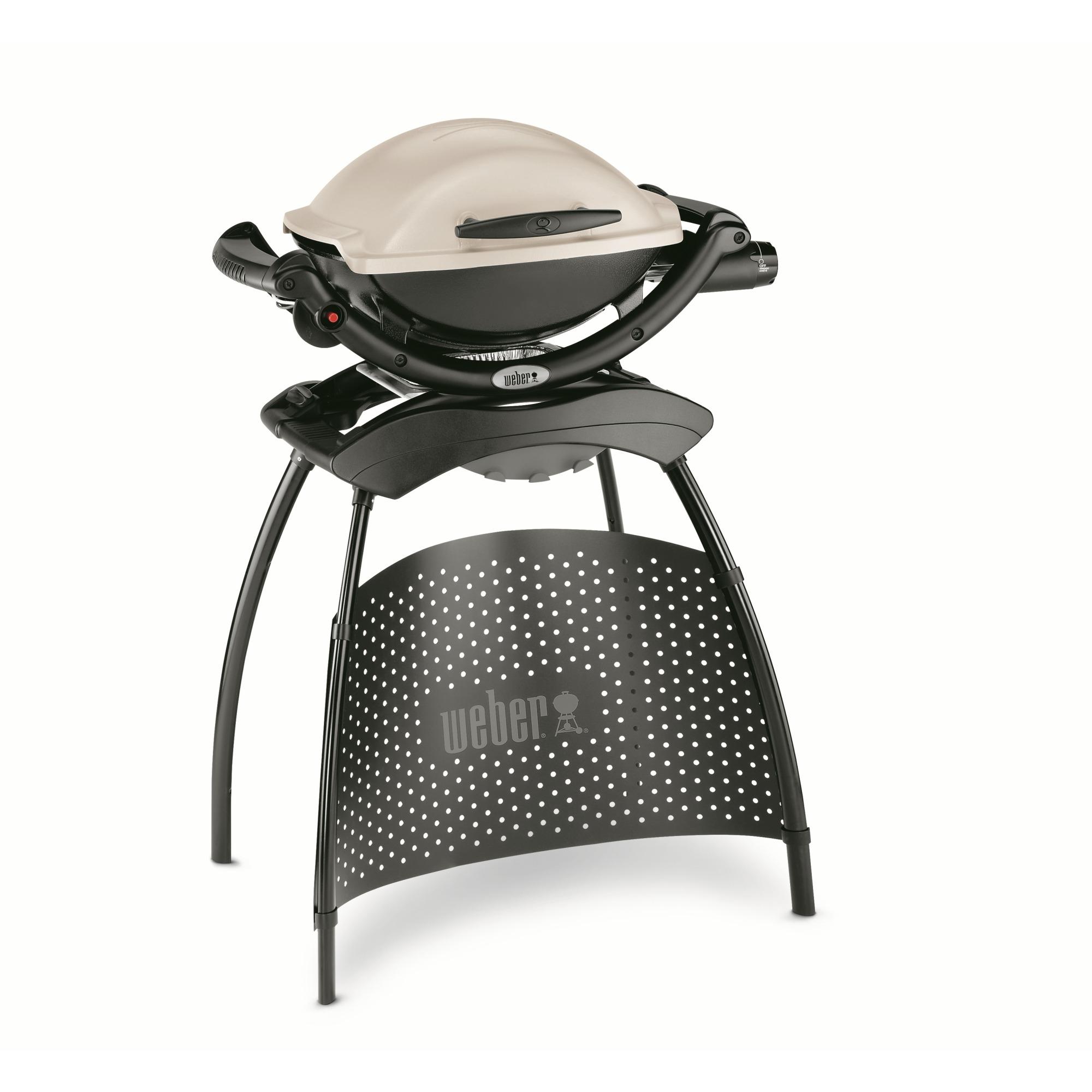 Q 1000 Stand Titan Gasbarbecue