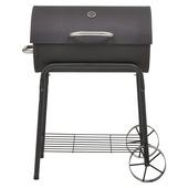 Barbecue Detroit zwart 44x66 cm