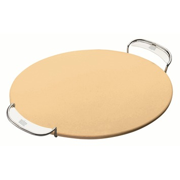 Bbq Accessoires Weber.Weber Premium Gourmet Bbq System Pizzasteen Met Draagbeugel