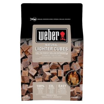 Weber aanmaakblokjes eco 48 stuks