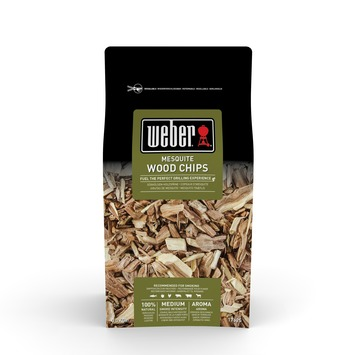 Weber houtsnippers Mesquite 0,7kg