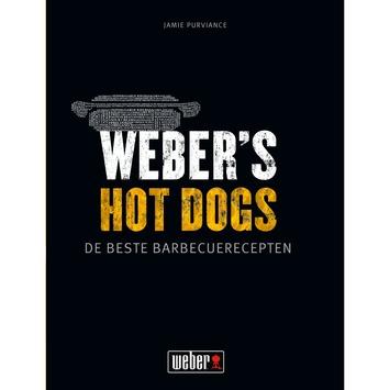 """Weber receptenboek """"Hot Dogs"""""""