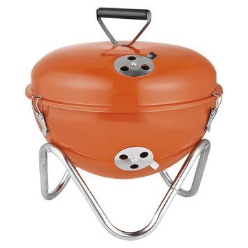 Tafelbarbecue oranje 34 cm