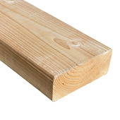 Regel Douglas geschaafd 12x4,5x300cm