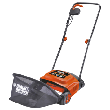 Black+Decker ontmosser GD300-QS