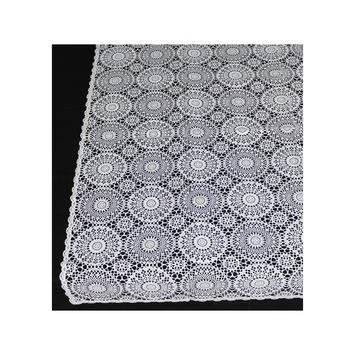 Super Tafelkleed wit 150x264 cm kopen?   KARWEI XY53