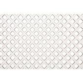 CanDo decorpaneel Ibiza wit gegrond 183x61 cm