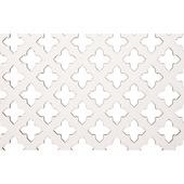 CanDo decorpaneel Cyprus wit gegrond 183x61 cm