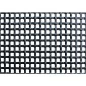 CanDo decorpaneel Ona aluminium antraciet 100x50 cm