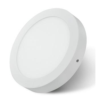 Prolight plafondlamp LED 12w rond ip20