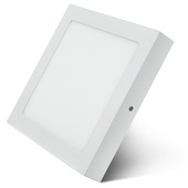 Prolight plafondlamp LED 12w vierk ip20