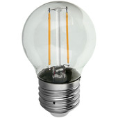 Handson led filament kogel E27 2,3W=25W