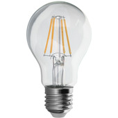Handson LED-filament lamp globe E27 3,7W (= 40W)