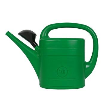 Gieter kunststof groen 10 ltr