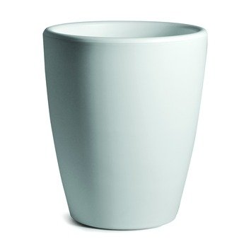 Plastic Bloempot Wit.Bloempot Nancy Kunststof Wit 53x45 Cm Kopen Karwei