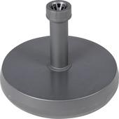Parasolvoet kunststof/beton 15 kg