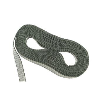 Ledent Mini rolluiklint grijs 1,4x500 cm