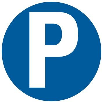 Pickup bord parkeren P Ø 30 cm