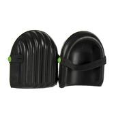 Berdal kniebeschermers rubber zwart