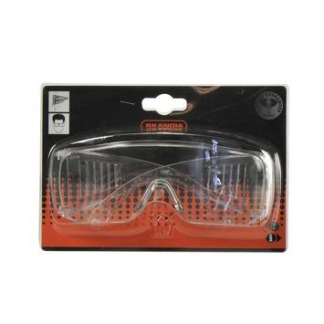 Skandia veiligheidsbril transparant