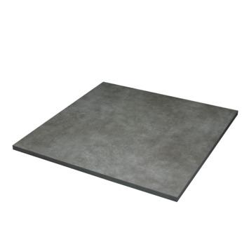 Terrastegel Keramisch Solid Stone 60x60 cm - 2 Tegels / 0,72 m2