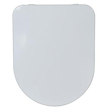 Handson Aune wc bril duroplast wit met softclose en quick release