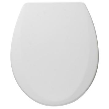 Handson Oliv wc bril duroplast wit