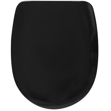 Handson Vesa wc bril duroplast zwart met softclose en quick release