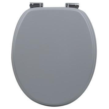 Handson Antero wc bril mdf grijs met softclose