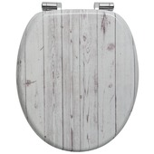 Handson Antero toiletbril mdf steigerhoutlook met softclose