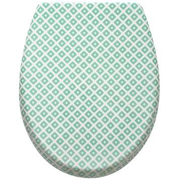 Handson Jani wc bril duroplast vierkant met softclose