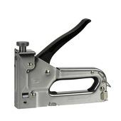 Skandia nietpistool/tacker metaal met instelbare slagkracht  voor 4-14 mm nieten