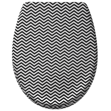 Handson Jani wc bril duroplast visgraat met softclose
