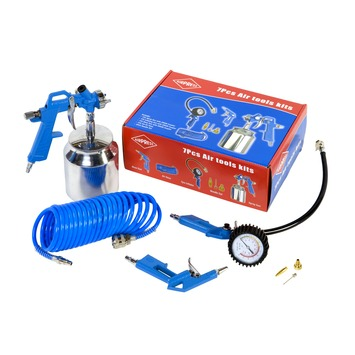 Airpress compressor accessoireset (7-delig)
